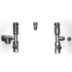 ACV Złączki hydrauliczne - Kompakt HRE eco Solo 18, 30, 40
